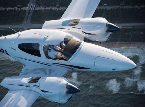 Flying School Web Design